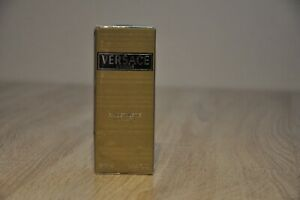 VERSACE L'HOMME CLASSIC EDT 30ml.,VINTAGE, VERY RARE, NEW IN BOX, SEALED