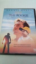 """DVD """"THE ROOKIE (EL NOVATO)"""" COMO NUEVO DENNIS QUAID BRIAN COX"""