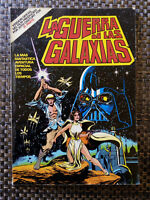 Comic Tebeo Star Wars La Guerra de las Galaxias Episodio IV