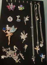Beautiful Disney & Tinkerbell & Other Fairies Necklaces, Pendants, Rings