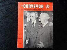 Conveyor Dec 1961 - Home Magazine of Associated Coal & Wharf Company Ltd.