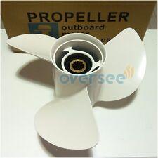 Aluminium Propeller 13 1/4x17-K For 75HP 85HP 90HP 115HP Yamaha Outboard Motors