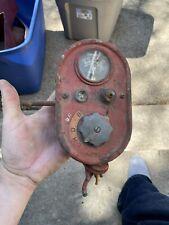 Farmall Ih Sh Super M Smta Tractor Amp Gauge Box Amp Light Switch Tuff To Find