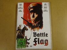 DVD / BATTLE FLAG ( SIMON WARD, GERD BOCKMANN, JON FINCH... )