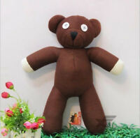 Large Mr Bean Teddy Bear Stuffed Soft Plush Doll Kids Baby Boy Girl Toy Gift