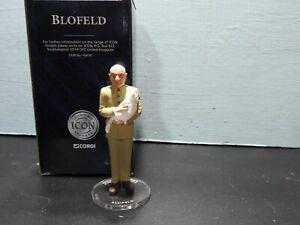 James Bond 007 Corgi Icon Figure  BLOFELD