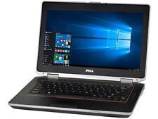 """DELL E6430 14.0"""" B Grade Laptop Intel Core i5 3rd Gen 3210M (2.50 GHz) 250 GB HD"""