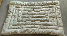 More details for vintage feather floral paisley pattern eiderdown quilt bedspread - 60