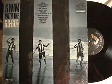 """GO-GO's """"Swim With The Go-Go's"""" RCA MONO Dynagroove SURF """"A1"""" PRESS SHRINK NM-"""