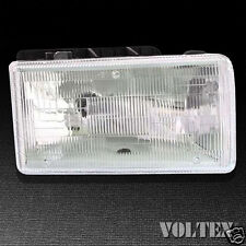 1995-1996 Dodge Dakota Headlight Lamp Clear lens Halogen Passenger Right Side
