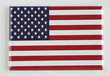 American Flag FRIDGE MAGNET (2 x 3 inches) United States of America Old Glory
