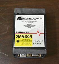 Accu Sort Systems Model 30 Bar Code Scanner