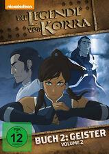 DVD * DIE LEGENDE VON KORRA , BUCH 2 : GEISTER - VOLUME 2 # NEU OVP +