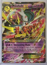 Pokemon Mega Gallade Ex Roaring Skies 35/108 Half Art Holo Nr Mint