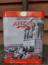 ANZAC Biscuit Tin. on Leave. Athens 1941
