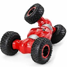 RC Car 4WD Radio Control Off Road Vehicle High Speed Climbing Children Toys Twis