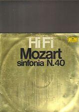 FERENC FRICSAY - mozart sinfonia n. 40 LP