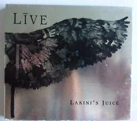 LIVE - LAKINI'S JUICE, 1997 CD SINGLE. RAD49023