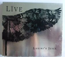 LIVE - LAKINI'S JUICE, 1997 CD SINGLE. RAD49023