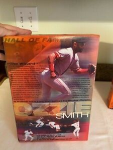 St Louis Cardinals Baseball Ozzie Smith Hall Of Famer Wheaties Cereal 2002 NEW