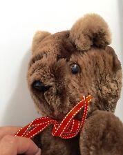 Vera pelliccia di coniglio orsetto Super Soft & Cuddly