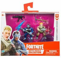 SERGEANT JONESY & CARBIDE Duo Pack Fortnite Battle Royale Collection - CLOSEOUT