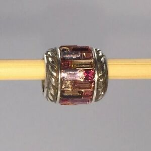 Brighton Pink St Michel Bead JC1893 Collectible Fashion Jewelry Orig $33 NWT