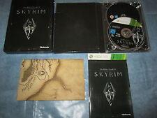 SKYRIM The Elder Scrolls V SteelBook Collector's Ed. XBOX 360