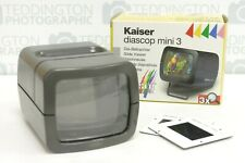 New Kaiser Diascop Mini 3 Slide Viewer - FREE UK POST