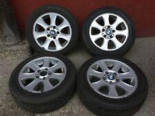 Original BMW 1er E81 E82 E87 E88 7Jx16EH2 IS44 16 Zoll ALUFELGEN Reifen 6769402