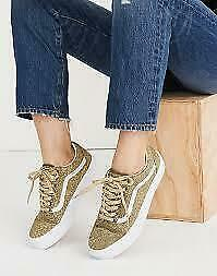 VANS Gold Athletic Shoes for Women for sale   eBay