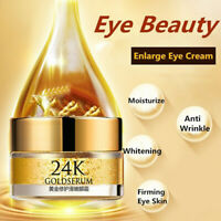 20g Anti-Aging Eye Cream Remove Wrinkle Dark Circles Eye Serum Essence Skin Care