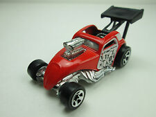 Hot Wheels 1999 Fiat 500C Made in Malaysia (Loose Item)
