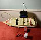 Nikko Falcon Remote Control Boat w/Rechargeable Battery & Charger