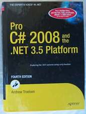 PRO C# 2008 AND THE .NET 3.5 PLATFORM -ANDREW TROELSEN - APRESS 2009 - 1370 PÁG.