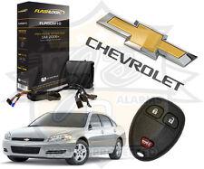 2006-2013 CHEVY IMPALA V6 PLUG & PLAY REMOTE START SYSTEM CHEVROLET FLRSGM10 GM