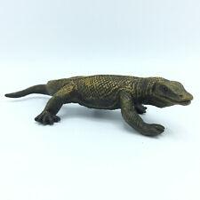 1997 Safari Ltd Wildlife Komodo Dragon Collectible Lizard Reptile Zoo Toy Figure