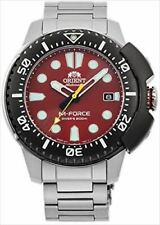 ORIENT M-Force RN-AC0L02R Mechanical Automatic Men's Watch 70th Anniversary New