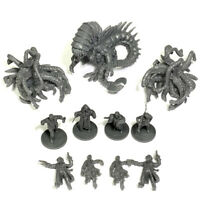 LOT11 DND Dungeons & Dragon D&D Marvelous Miniatures toy Figure game gifts