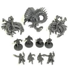 11Pcs/set Dungeons & Dragon D&D game toys Marvelous Miniatures Figure xmas gifts