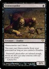 GRAVECRAWLER Dark Ascension MTG Black Creature—Zombie RARE