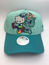 "Tokidoki X Hello Kitty ""Bubbles Kitty"" Women's Snapback Hat (THT-3)"