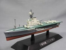 Eaglemoss 1/1100 Hermes Aircraft Carrie 1942 Warships Japanese Diecast Mini WS67