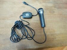 Logitech High School Musical USB Rock Band Wired Mic For Xbox 360, PS3, & Wii