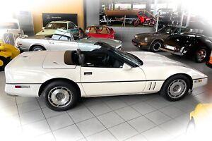 *GRENZENLOSE FREIHEIT* Chevrolet Corvette C4 Cabriolet V8 im Oldtimer Museum