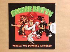 RARE CD PROMO 10 TITRES / PRINCE FATTY / VERSUS THE DRUNKEN GAMBLER / T B ETAT