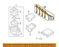 NISSAN OEM Ignition Spark Plug-Wire OR Set-See Image 224405U000