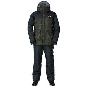 Daiwa Rainmax Winter Suit Camo DW-3520 S/M / L / XL 2020.10 Fishing New Japan