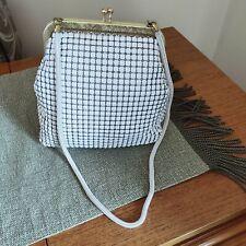 As new Classic Oroton Vintage Glomesh Evening Bag in original box