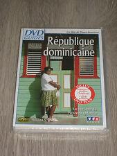 DVD GUIDE REPUBLIQUE DOMINICAINE le berceau du nouveau monde (neuf sous blister)